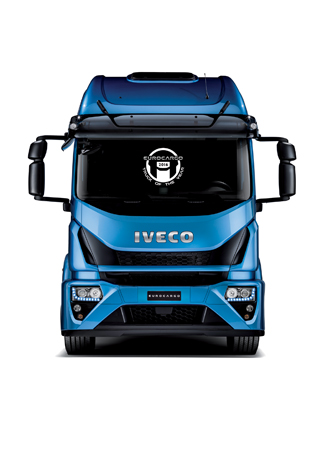 THE TRUCK THE CITY LIKES, 
