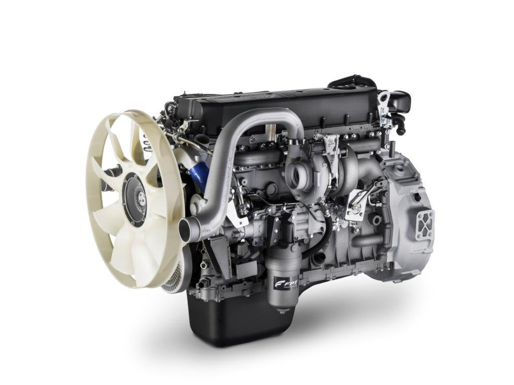 THE ULTIMATE <span style=&quot;color: #dc5717;&quot;>FUEL EFFICIENCY</span> OF THE 9-LITRE ENGINE