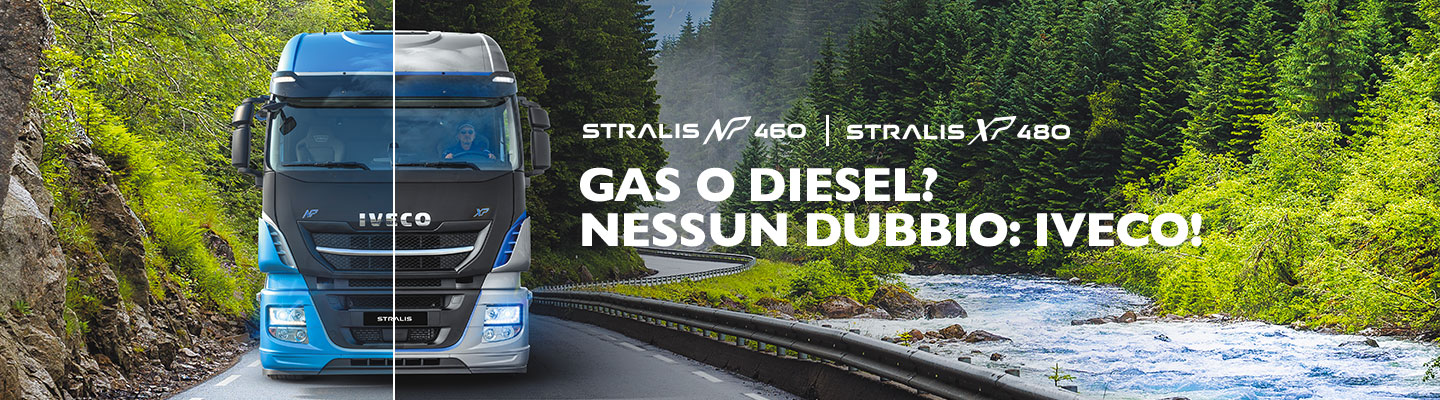 IVECO Stralis - Gas o Diesel?