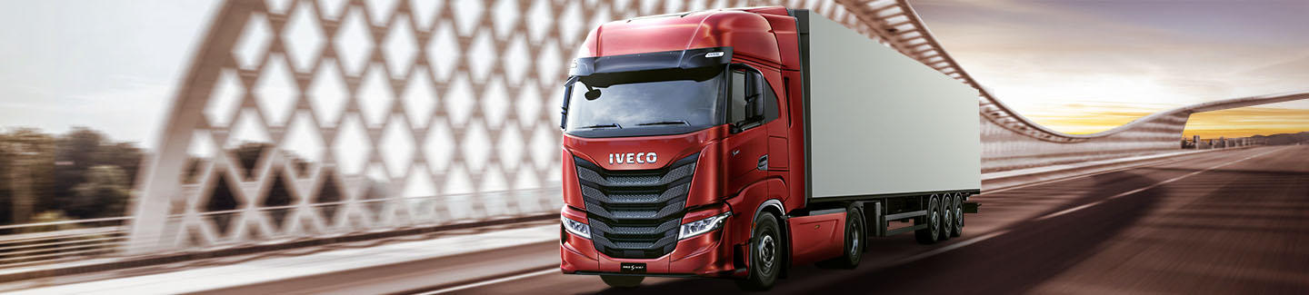 IVECO S-WAY | YOUR HOME FROM HOME