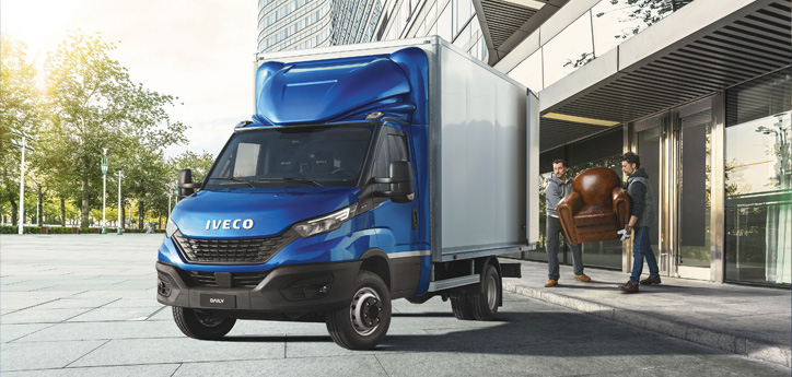 IVECO Daily Chassis Cab - Volumes