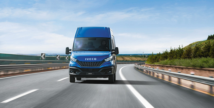 New IVECO Daily 2019