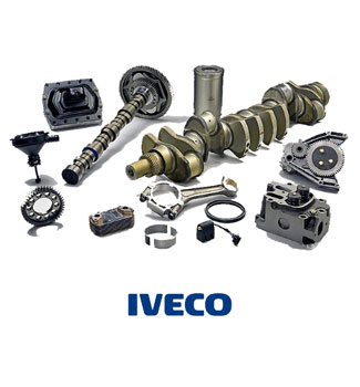 "IVECO <span style=""color: #3466cd;"">GENUINE PARTS</span>"