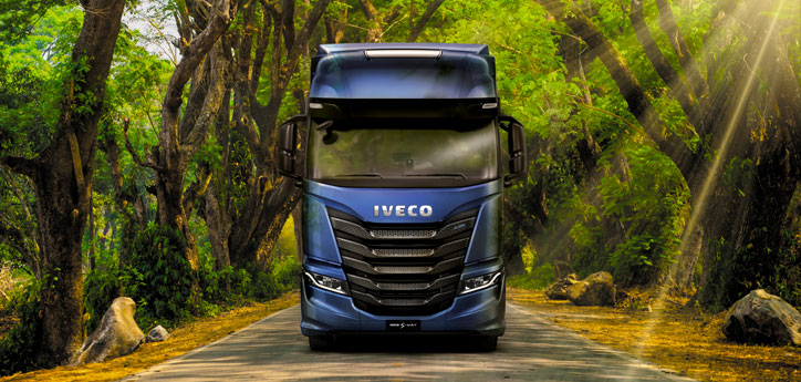 IVECO S-WAY NP - The right cab for every mission