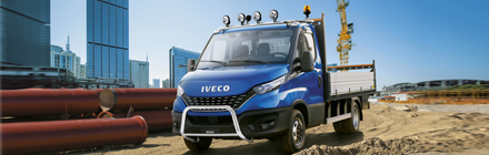 Accessories Iveco Daily