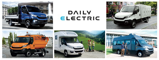 versatility electric truck iveco daily electric rh iveco com Iveco Daily 2003 Iveco Daily Van