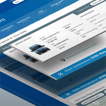 IVECO ON CUSTOMER PORTAL AND APP