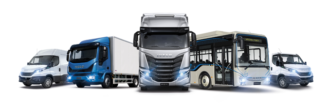 IVECO ON - SERVICES AND PARTS
