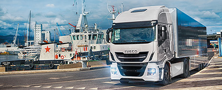 High Efficiency Engine New Iveco Stralis Truck