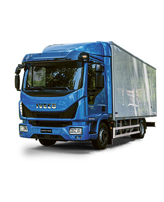 IVECO EUROCARGO NATURAL POWER