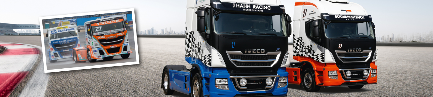 Stralis Limited Edition Schwabentruck & Hahn Racing