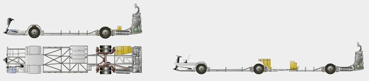 fahrgestelle mit heckmotor. Black Bedroom Furniture Sets. Home Design Ideas