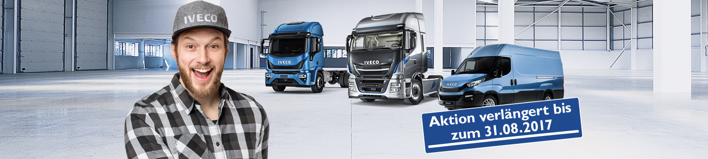 IVECO Sommer-Service
