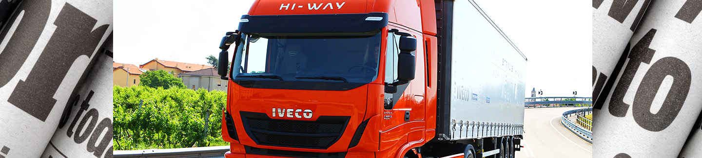 Iveco Stralis: Efficiency Package senkt Betriebskosten