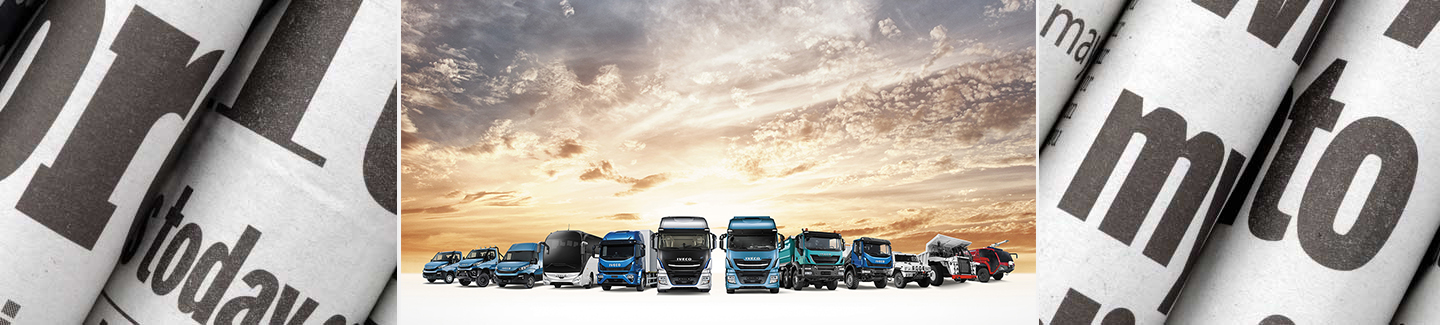 Iveco ist Importeur Number 1