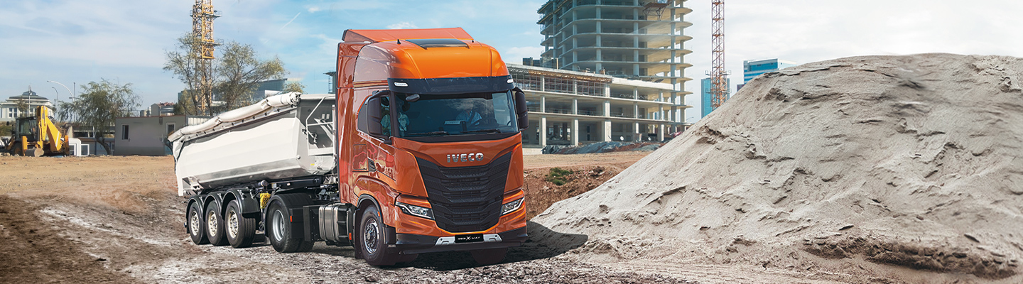 IVECO X-WAY 3 Anni Catena Cinematica