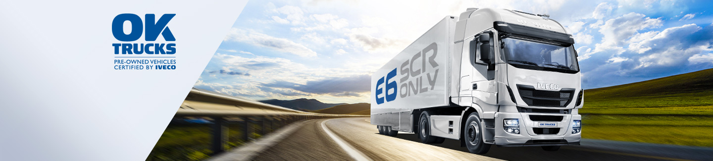 IVECO EURO 6 SCR ONLY SEMINUOVO