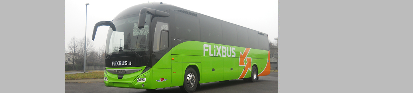 10 Magelys, International Coach of the Year 2016, scelti da Air Pullman per la partnership con FlixBus sulla Milano - Parigi