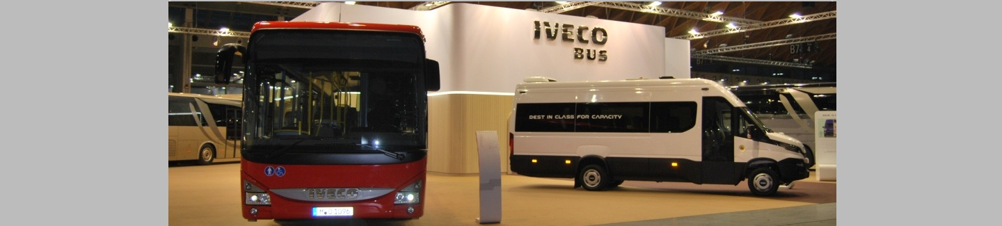 Iveco Bus all'International Bus Expo di Rimini