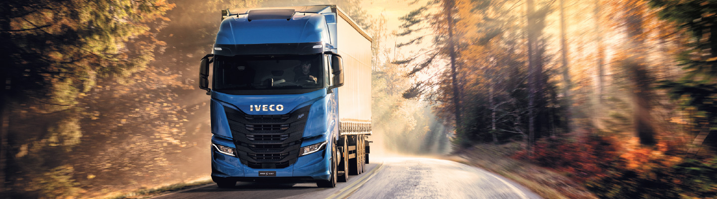 IVECO S-WAY LNG