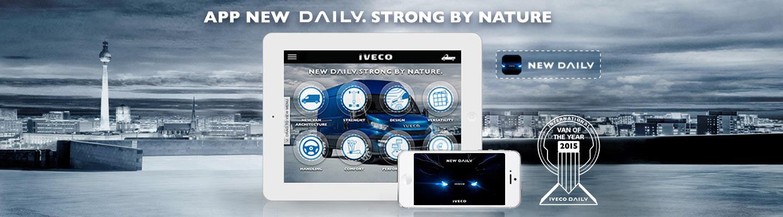 App Naujasis Daily