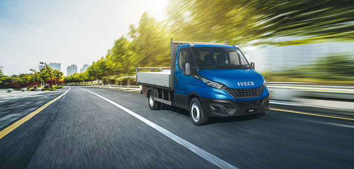 IVECO Daily Cab - Fuel savings