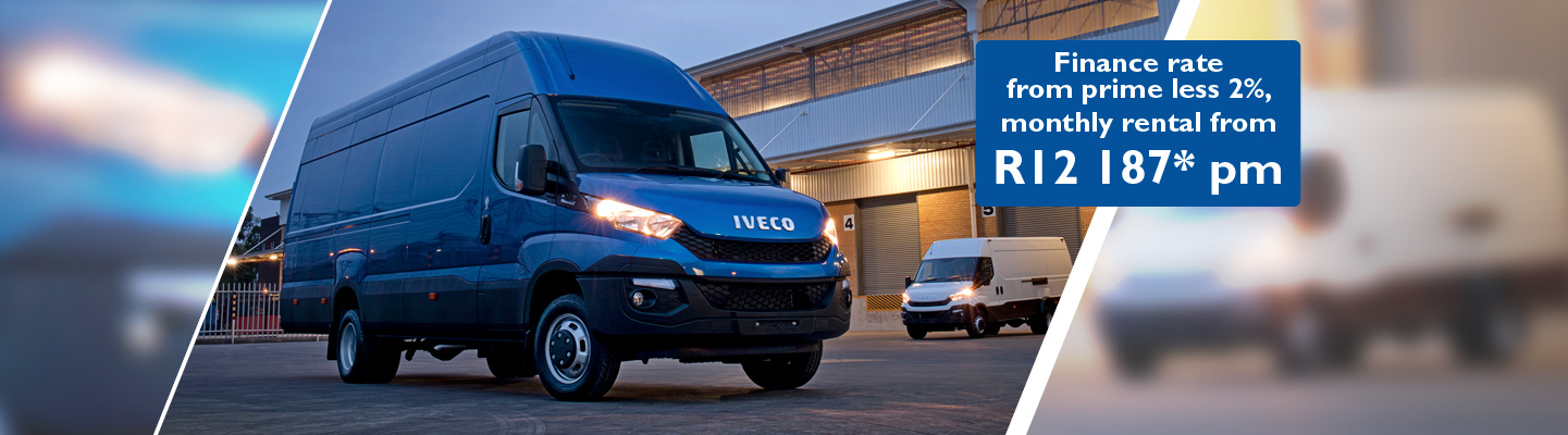 Iveco South Africa Home Page