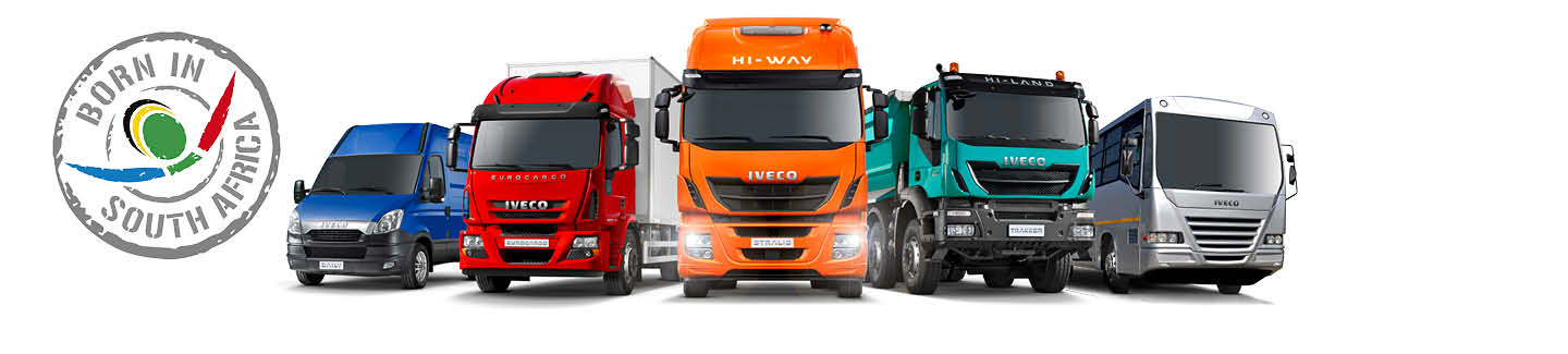 """Born in South Africa"", Iveco promotes its new plant investment"