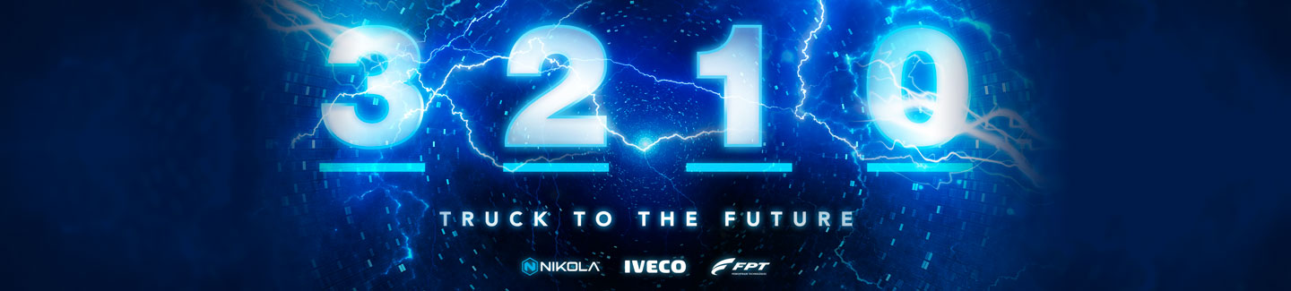 IVECO, FPT Industrial and Nikola Corporation unveil the Nikola TRE