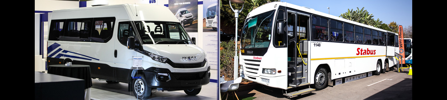 IVECO Bus at SABOA 2019