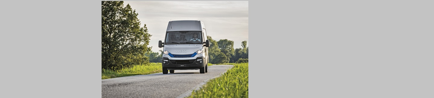 IVECO Daily Blue Power NP: el verdadero transporte sostenible urbano