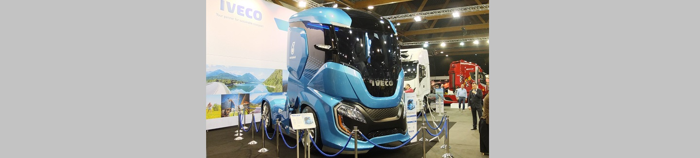IVECO en el Truck and Transport 2017 de Bruselas