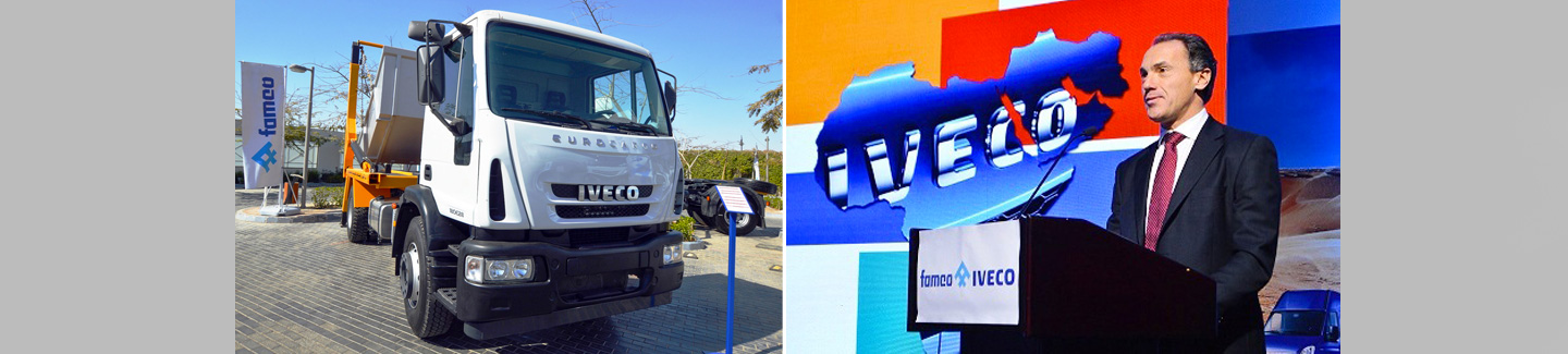 IVECO in Egypt to bring tailor-made truck solutions with a new partner, Al-Futtaim Misr for Car Trading – FAMCO