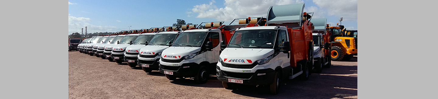 Iveco wins an international tender in Tunisia