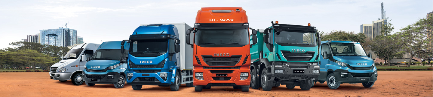 IVECO expands its presence in West Africa