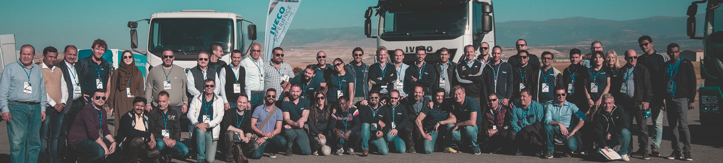 IVECO EXPERIENCE IN MADRID