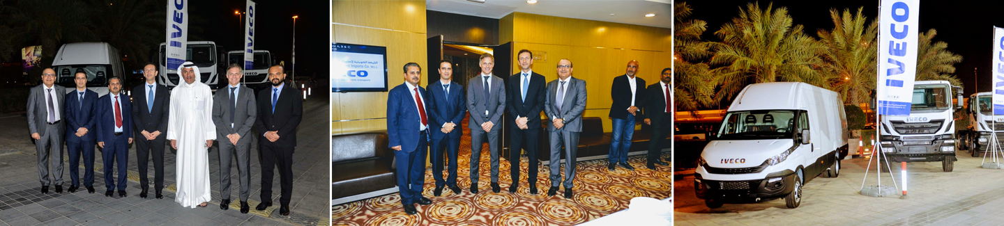 IVECO expands its presence in Kuwait