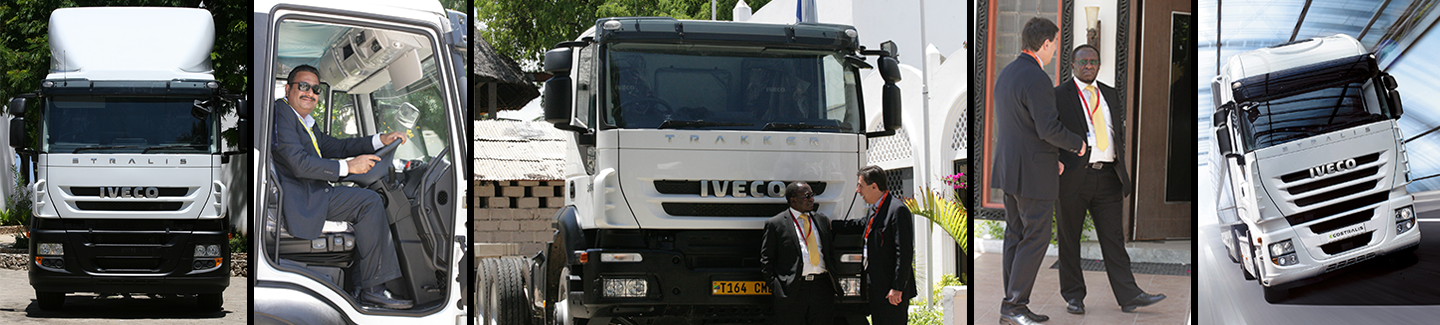 Iveco participe au premier « Great Rift Valley Transport Infrastructure Summit »