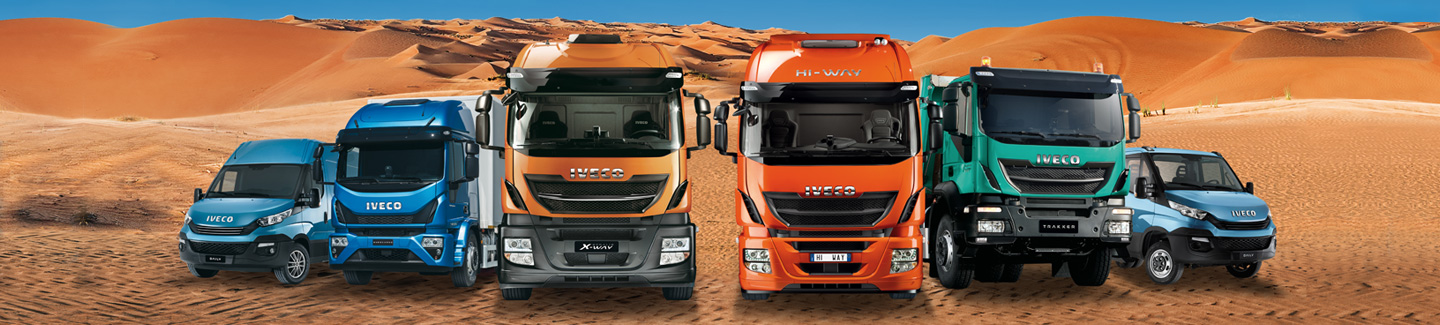 Iveco in Africa and Middle East