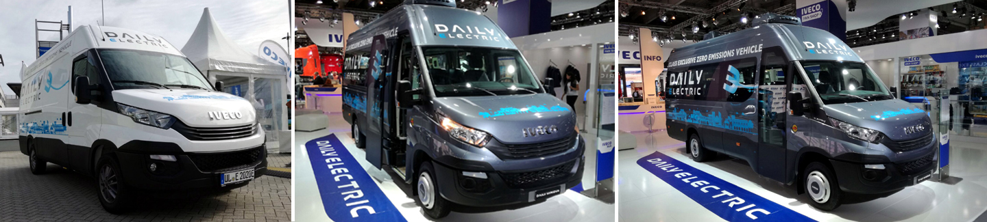 Iveco all'IAA Commercial Vehicles 2016 di Hannover - foto
