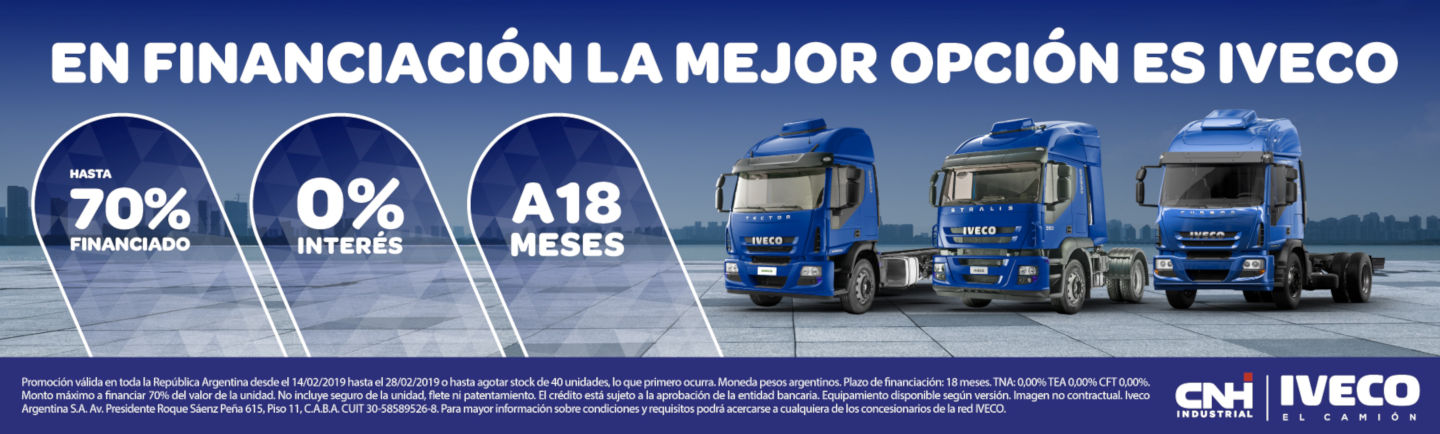 Financiación Iveco