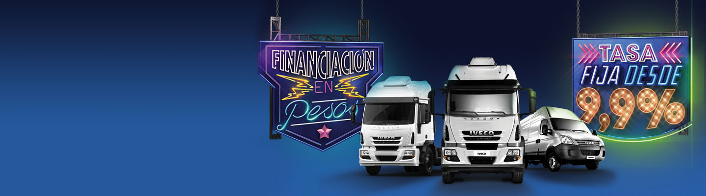 Iveco Financiación