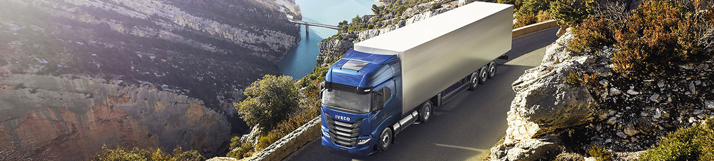 "IVECO S-WAY NP 460 gewinnt den ""Sustainable Truck of the Year 2021 Award"""