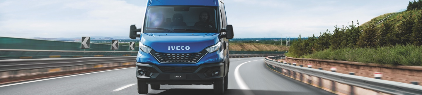 BELEEF DE IVECO-ERVARING - Daily Test Drive IVECO