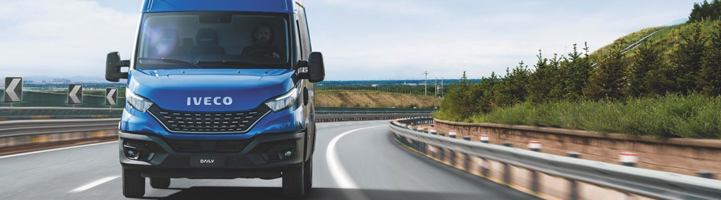 Iveco test drive