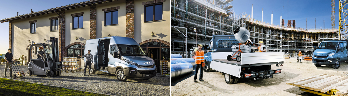 IVECO DAILY Entry
