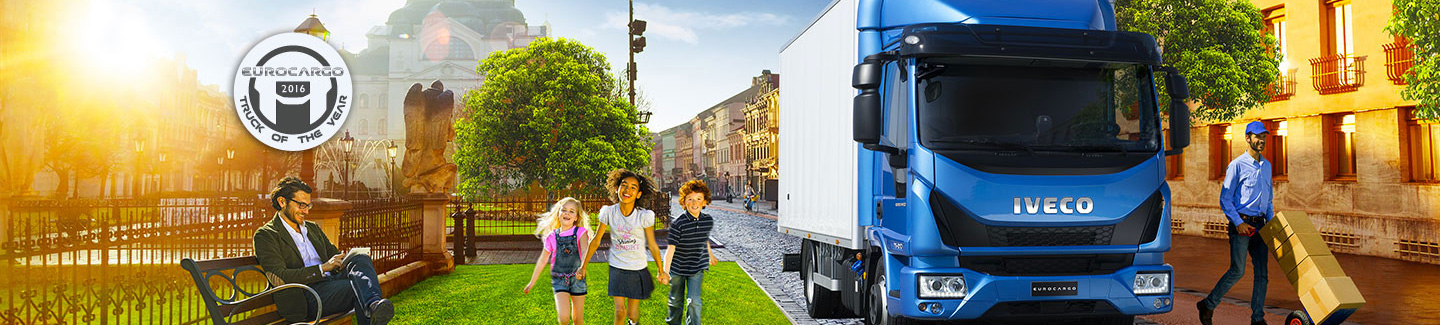 IVECO Eurocargo Truck Urban and Municipal Missions