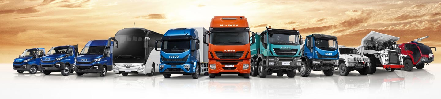 IVECO Products Range