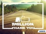 1 milion Thank You