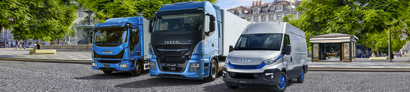 TECHNOLOGIE AVANCÉE IVECO | IVECO NATURAL POWER